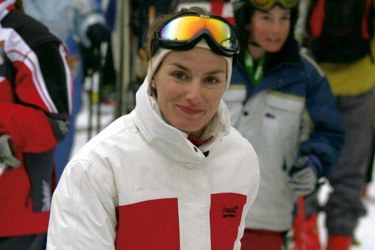 Letizia y sus looks de esquí para la 'gran nevada'