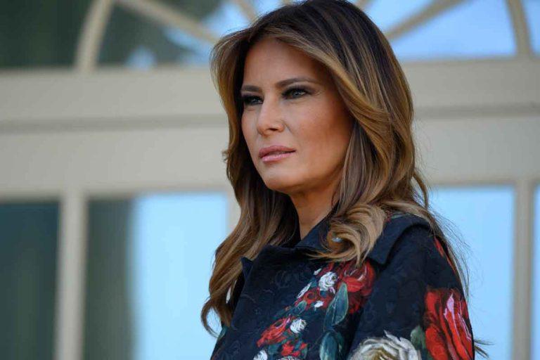 Los mejores (y también los más criticados) looks de Melania Trump en la Casa Blanca