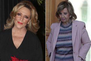 María Teresa Campos estalla en ira contra Lydia Lozano: «¡No estoy para gritos!»