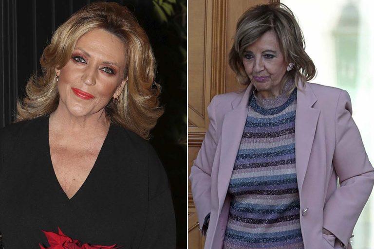 El zasca de Lydia Lozano a María Teresa Campos tras su reaparición televisiva