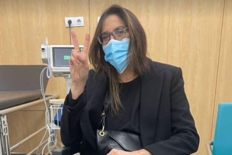 Paz Padilla aclara cómo se encuentra tras su paso por el hospital