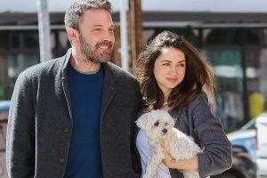 Ben Affleck y Ana de Armas rompen su relación tras un año de noviazgo