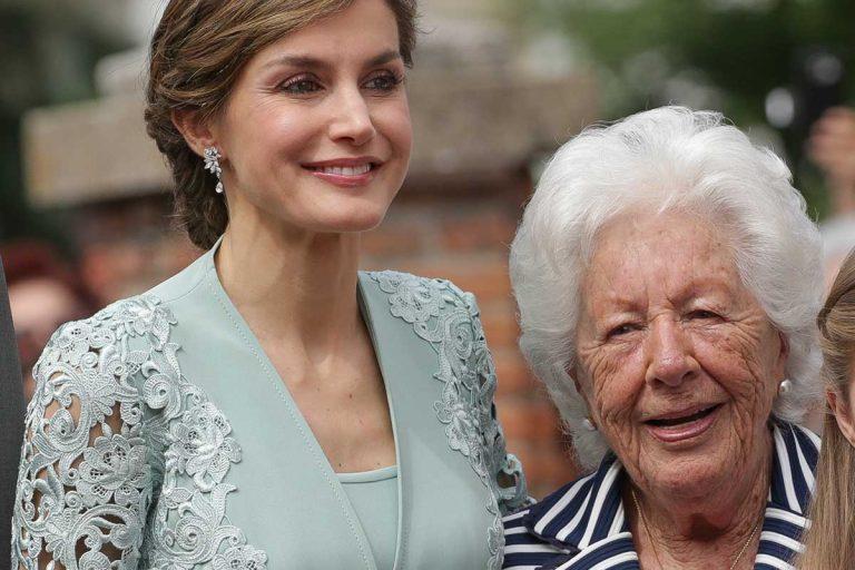 Verdades y mentiras de Menchu Álvarez del Valle, la abuela de Letizia