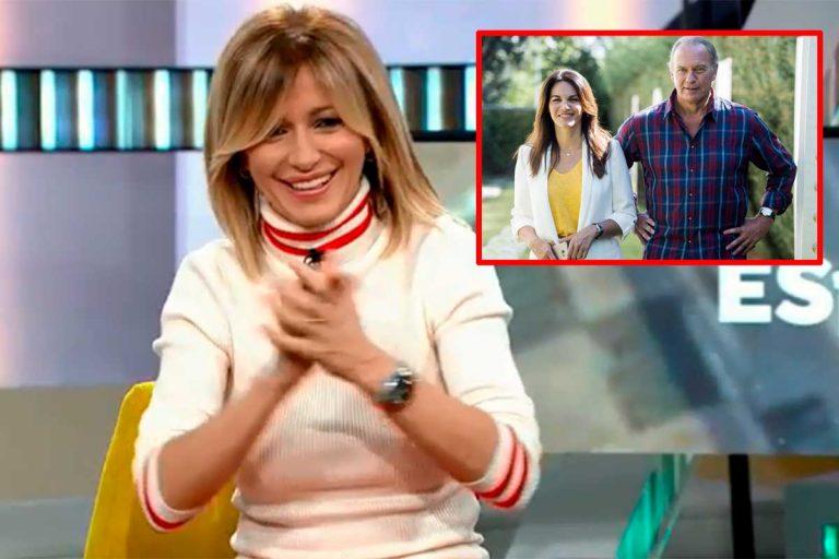 El chiste de Susanna Griso sobre la separación de Bertín Osborne y Fabiola Martínez que hace alusión a su propio divorcio