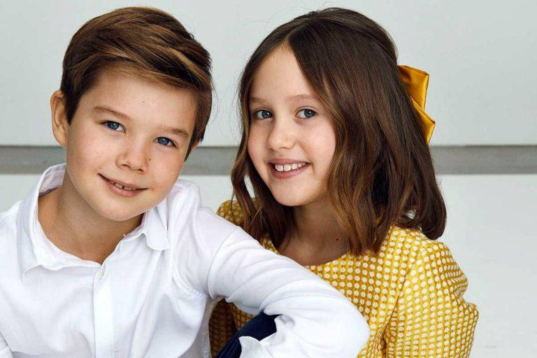 El adorable posado (y el curioso regalo) de Vincent y Josephine de Dinamarca en su 10 cumpleaños