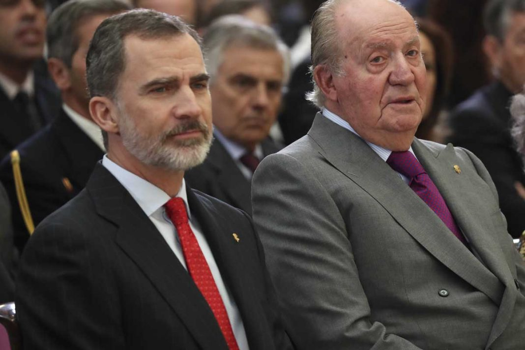 rey Juan Carlos rey Felipe