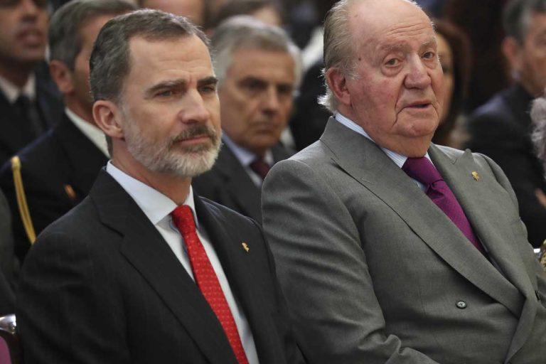 El Rey Felipe se congela el sueldo y a esto destina la 'nómina' que le quitó a su padre, el Rey Juan Carlos
