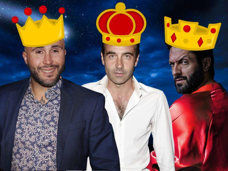 Kiko Rivera, Enrique Ponce y Rafael Amargo: los Reyes Magos del corazón que más han regalado este año