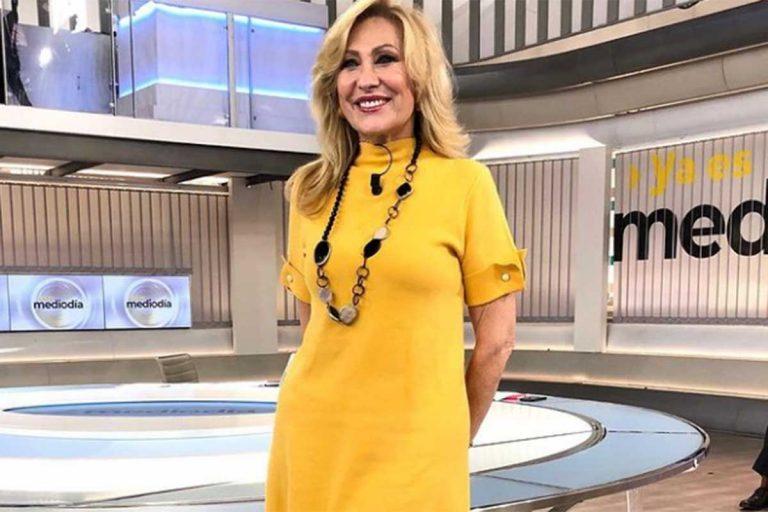 Rosa Benito tiene el vestido que llenará de alegría la primavera