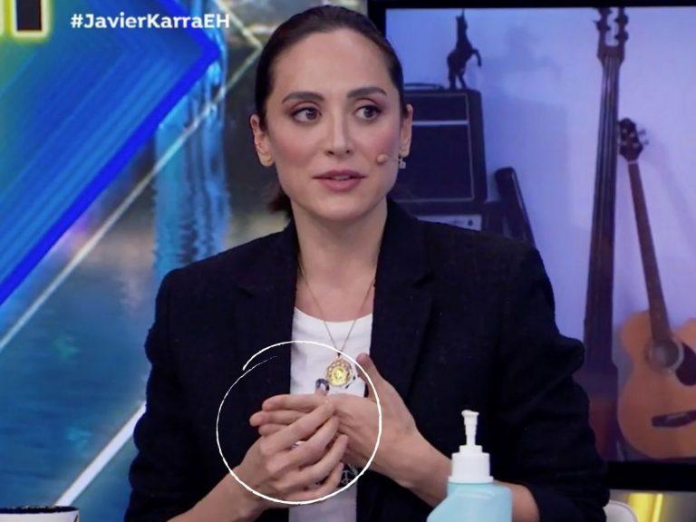 ¿Un anillo de compromiso? Pablo Motos desvela el secreto de Tamara Falcó