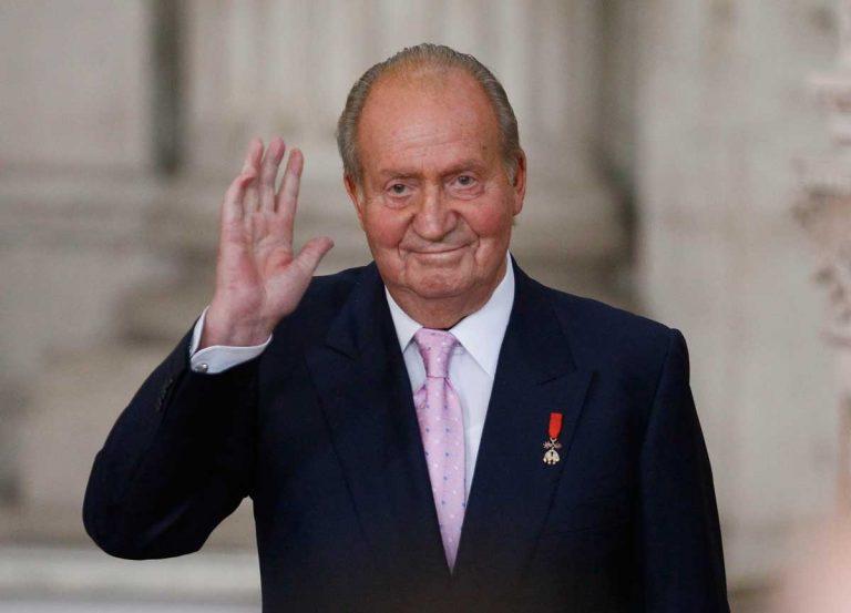 El Rey Don Juan Carlos paga 4 millones de euros a Hacienda de multas y recargos
