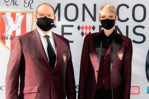 La insólita nueva imagen de Alberto y Charlène de Mónaco (¿'gemelos'?)