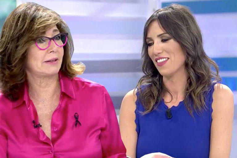 Patricia Pardo recrimina a Ana Rosa Quintana: «No me hace ni pizca de gracia»