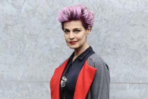 La dura advertencia de Antonia Dell' Atte a Alessandro Lequio