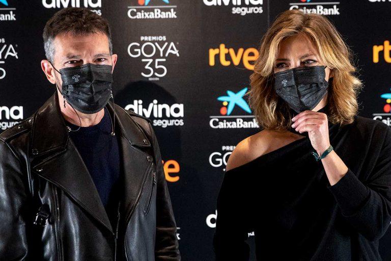 Antonio Banderas y María Casado presentarán la gala de los Goya sin nominados ni premiados