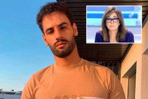 Asraf Beno acusa a Ana Rosa Quintana de no trabajar ya en televisión
