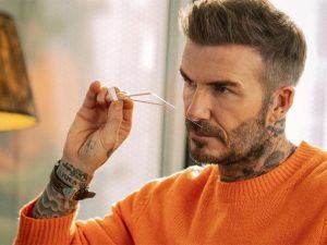 David Beckham ahora invierte en marihuana y prepara su salto a cotizar en bolsa