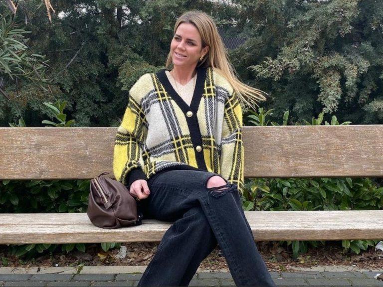 Amelia Bono se estrena como diseñadora con una primera prenda que no puede gustarnos más