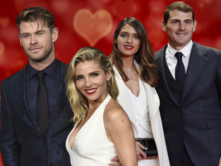 Estas son las 10 parejas más glamurosas según los españoles