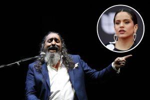 Rosalía y Diego El Cigala grabarán un tema juntos