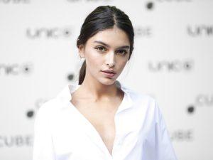 Los caros cosméticos que Lucía Rivera usa en su rutina de belleza diaria