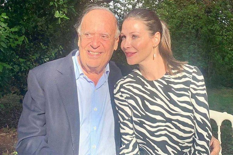 Esther Doña nos desvela el desagradable presagio de Carlos Falcó en su último cumpleaños: «No pienso cumplir más»