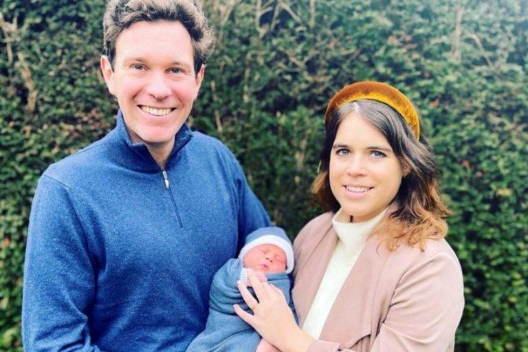Eugenia de York comparte una preciosa imagen de su bebé en un día importante