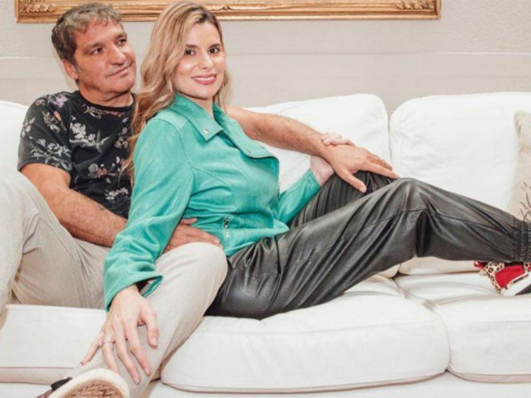 El baile de Gustavo González y María Lapiedra sin demasiado ritmo, pero con mucha gracia