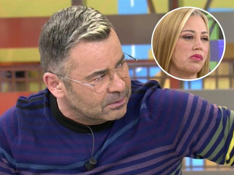 Nueva bronca: Jorge Javier Vázquez hace que Belén Esteban abandone el plató llorando