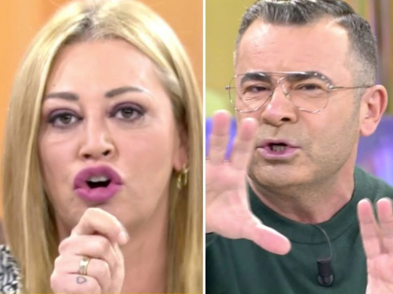 Jorge Javier Vázquez y Belén Esteban cargan contra la clase política por sus abusos
