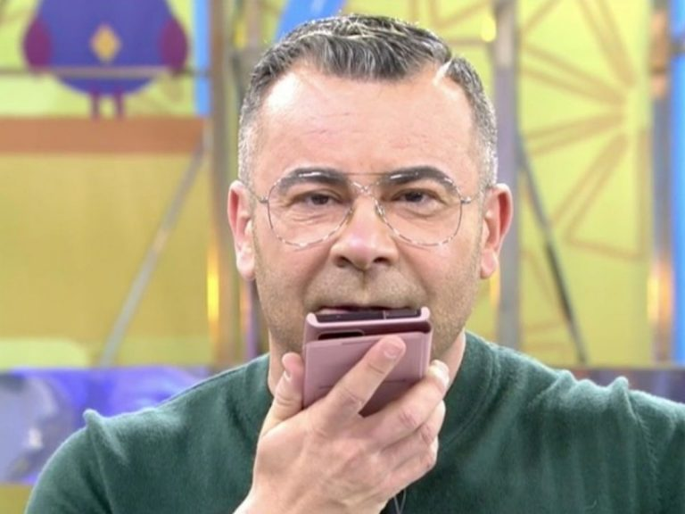 """Jorge Javier Vázquez arremete contra Terelu y su """"táctica de escaquearse de todo» (y la llama en directo para decírselo)"""