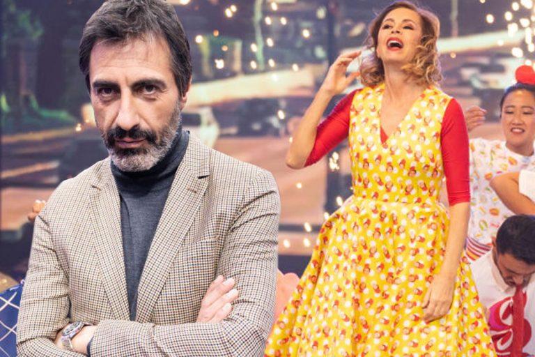 Ágatha Ruiz de la Prada pide perdón a Juan del Val tras su fea guerra en 'El Desafío'
