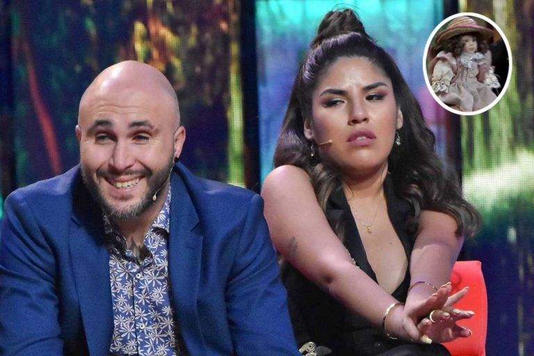 Kiko Rivera pide a Omar Montes que devuelva la muñeca robada en Cantora, pero Chabelita desvela la gran mentira