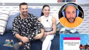 El consejo sexual de Kiko Rivera a Rafa Mora ante la negativa de Macarena de intimar