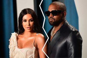 Kim Kardashian inicia el proceso de divorcio de Kanye West