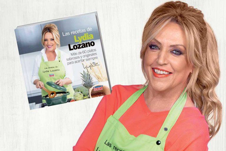 Lydia Lozano publica su primer libro de recetas con SEMANA