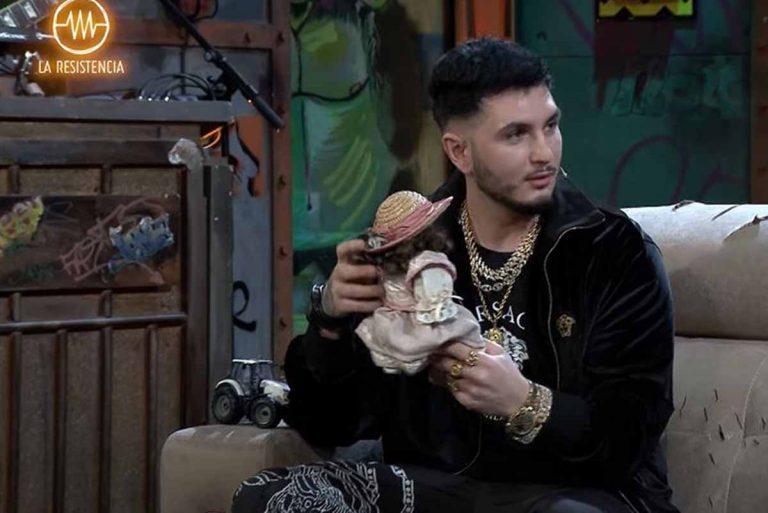 Lo que ha hecho Omar Montes con una muñeca que robó a Isabel Pantoja en Cantora