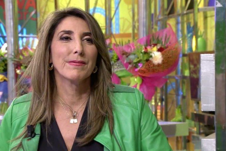 Paz Padilla se emociona al recordar a su marido: «Este año no quiero día de los enamorados»