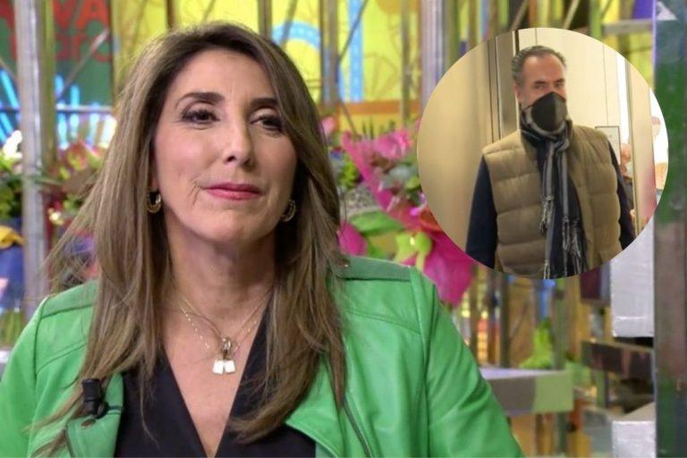 El cabreo de Jaime de Marichalar al ser pillado por Paz Padilla en un directo de 'Sálvame'