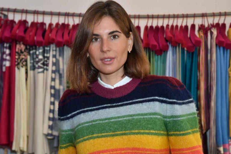 Lourdes Montes lleva la chaqueta más bonita de Zara Kids que también quiere su hija
