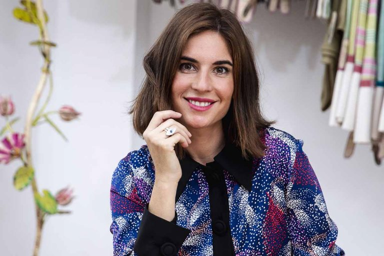 El tratamiento estrella de Lourdes Montes para evitar arrugas y manchas