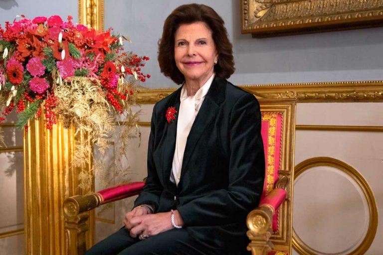 Una inoportuna caída en palacio lleva a Silvia de Suecia al hospital