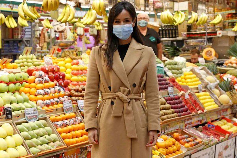 Begoña Villacís le copia a Letizia su abrigo favorito (tiene 9 versiones del mismo modelo)