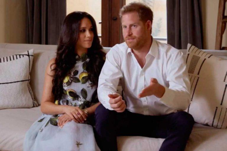 Harry y Meghan reaparecen tras su despido de la realeza para promocionar su último negocio