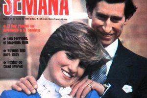 El compromiso del príncipe Carlos y Diana de Gales cumple 40 años: «Estoy sorprendido de que me acepte», dijo él