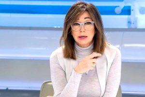El percance que sufre Ana Rosa Quintana en directo tras 16 años de programa