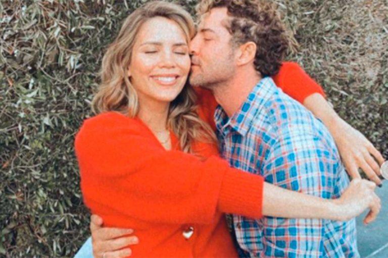 La extraña celebración de David Bisbal y Rosanna Zanetti por San Valentin: hasta le roban la cena