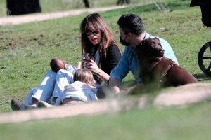 El plan familiar de Isabel Jiménez con su marido y sus hijos para celebrar su cumpleaños