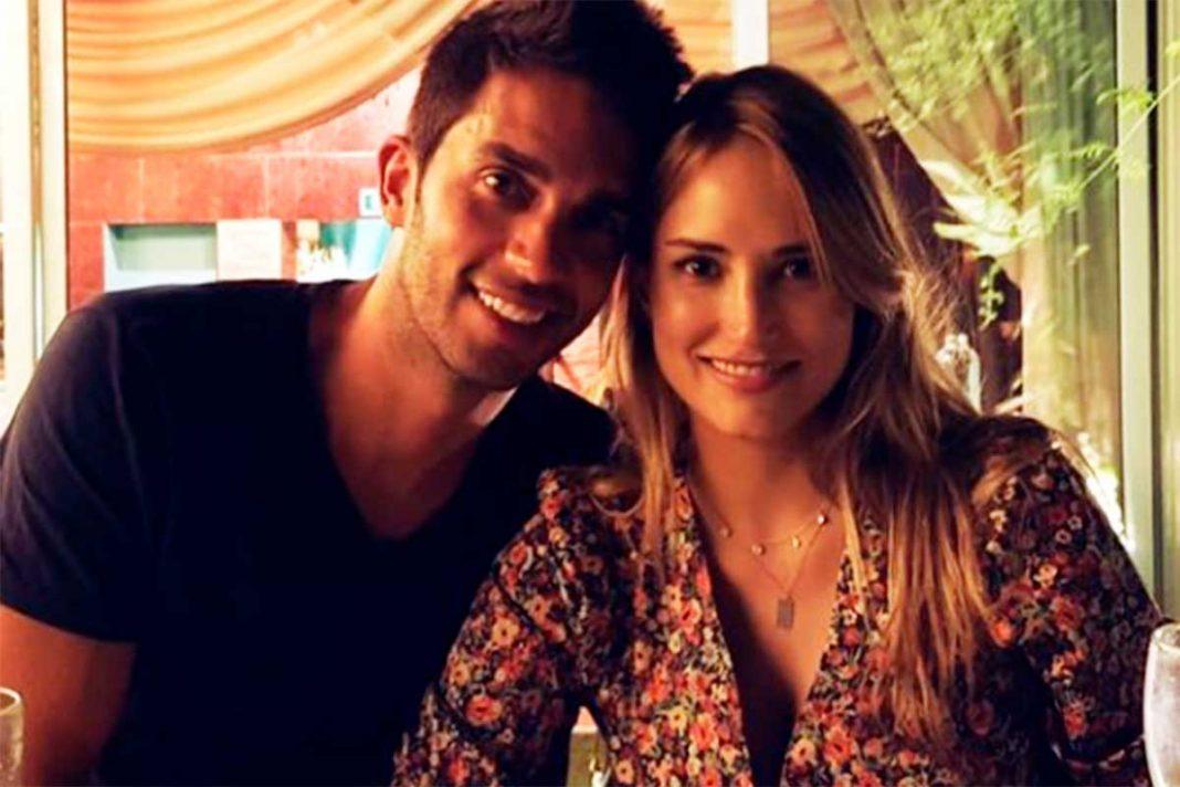 Alba Carillo y Santi Burgoa