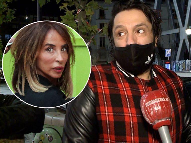 """El mensaje envenenado de Rafael Amargo contra María Patiño y sus """"protectores"""""""